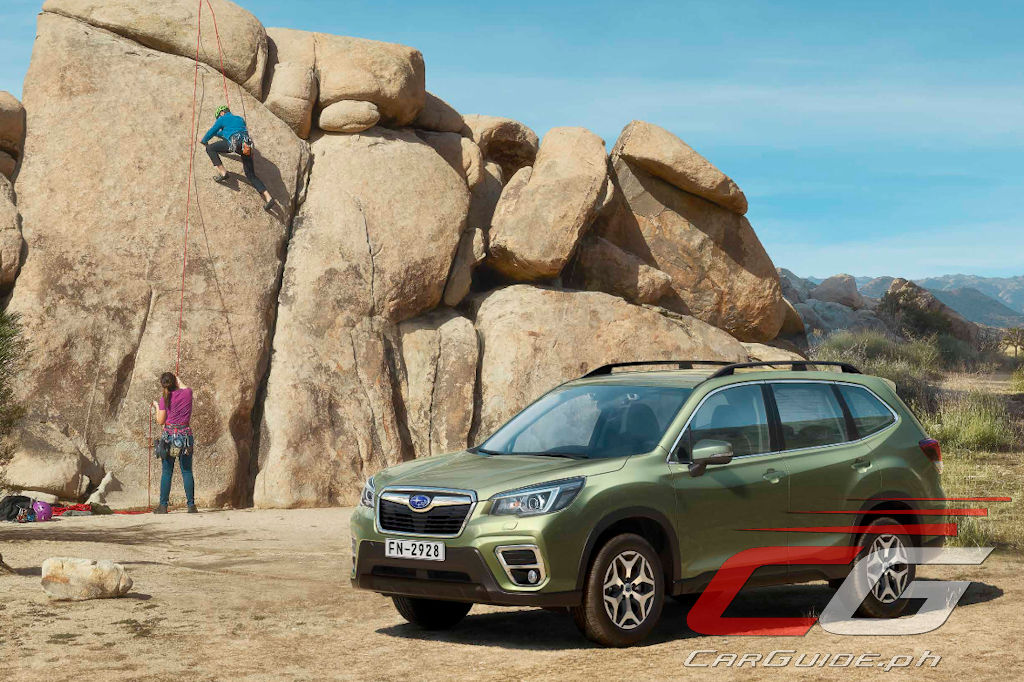 9 Things About the 2019 Subaru Forester You Can't Find In A