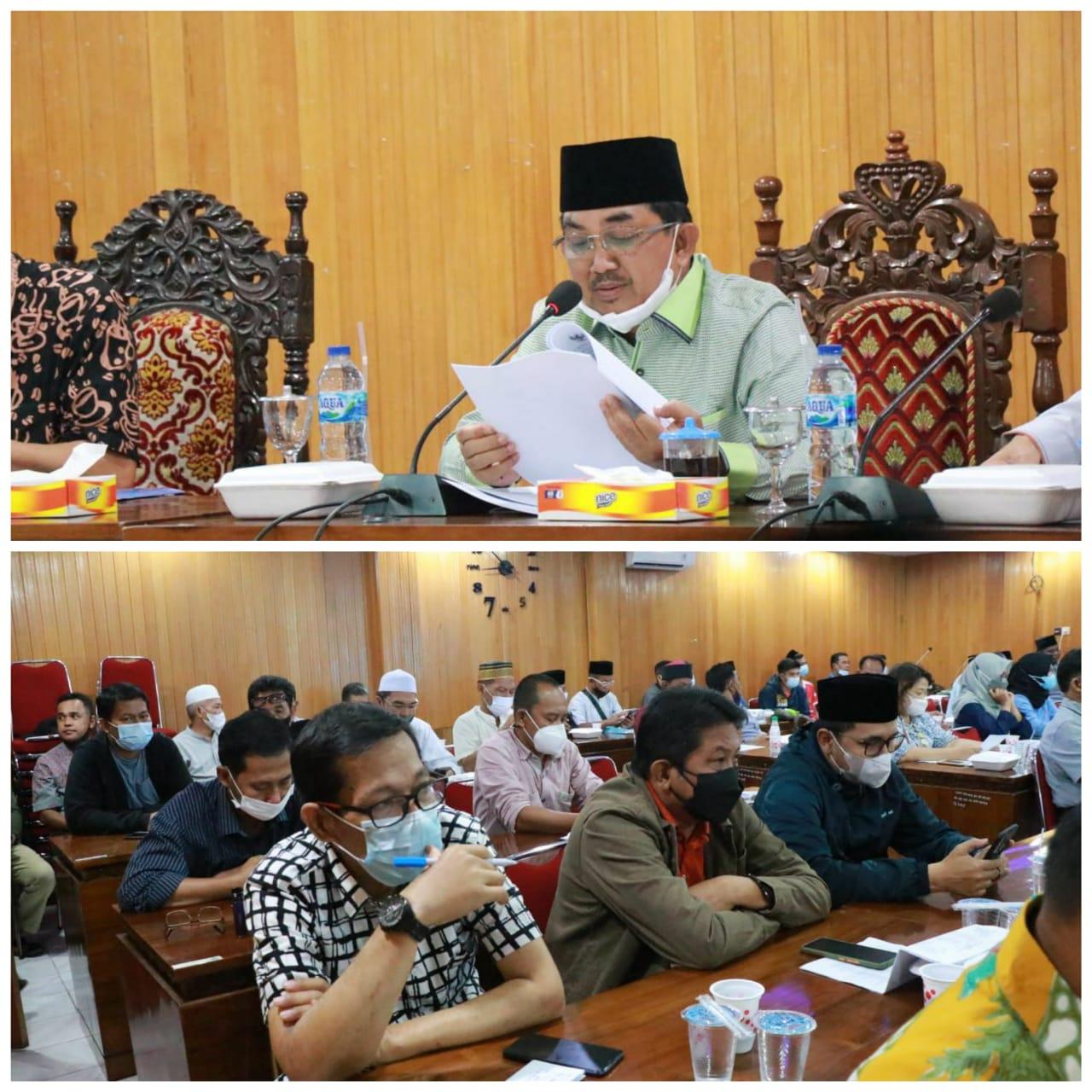 MTQ Ke-50 Tingkat Provinsi Jambi Siap Dilaksanakan