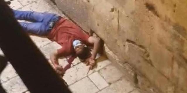 Tak Dengar Peringatan, Pria Tuli dan Bisu Ini Ditembak Polisi Israel