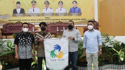 Berkah Pandemi, Organisasi Solok Muda Diluncurkan