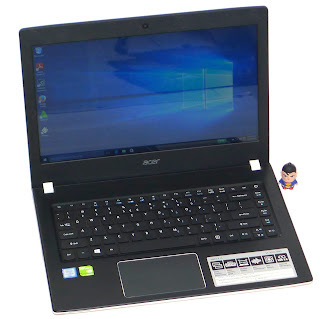 Laptop Acer Aspire E5-475G Core i3 Double VGA