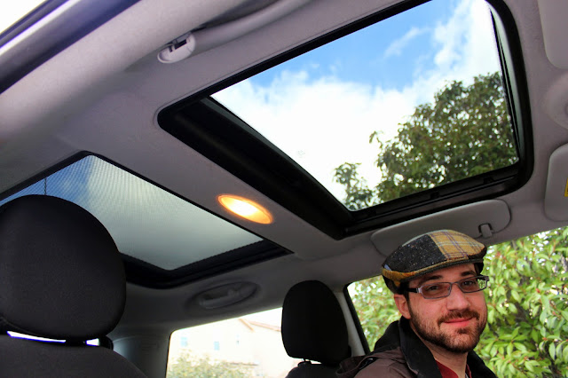 mini cooper sunroof