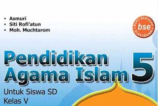Download Buku BSE Pendidikan Agama Islam Kelas 5 Gratis