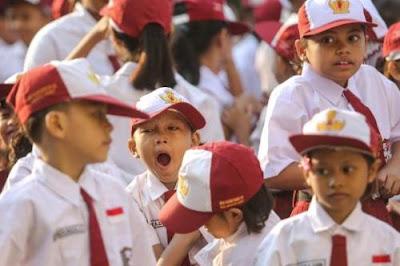 Mengapa Anak Masuk SD Harus Usia 7 Tahun?