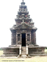 Sejarah Candi Gedong Songo Semarang - Candi Gedong V
