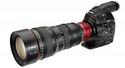 Canon EOS C500 PLファームウェアのダウンロード