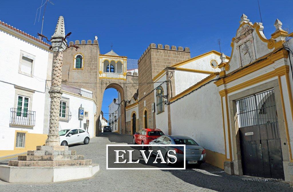 Qué ver en Elvas, una ciudad cuartel de Portugal