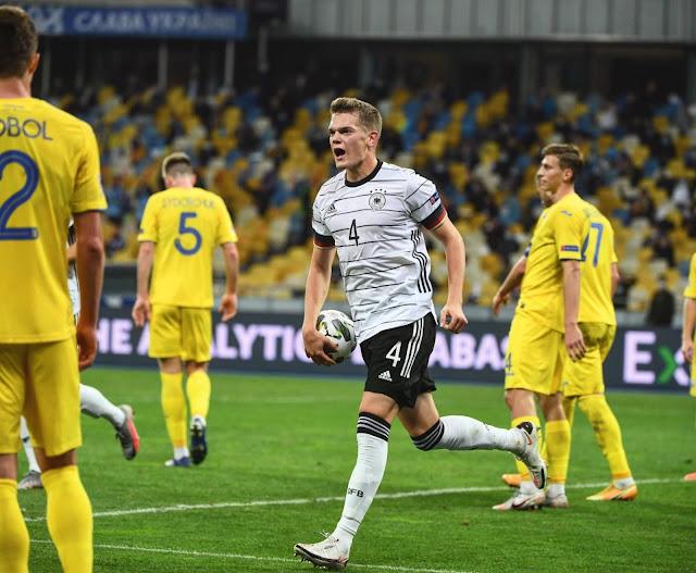 Dominio y sufrimiento teutón en Kiev