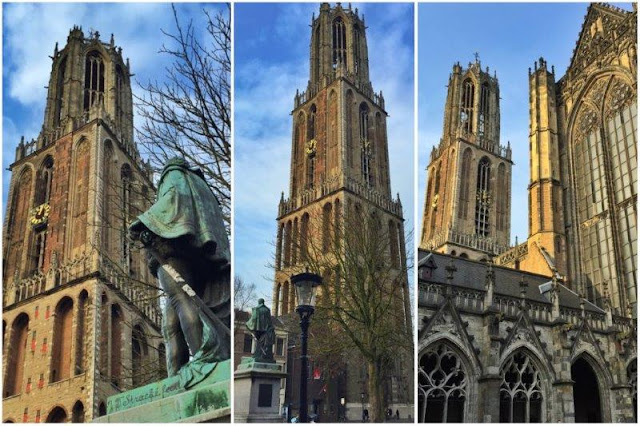 Torre Domtoren en Utrecht