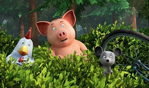 Mullewapp Un buen desastre 2016 HD 1080p Español Latino, Mullewapp - A Pig's Tail 2016 HD 1080p Español Latino, Mullewapp - Eine schöne Schweinerei 2016 HD 1080p Español Latino