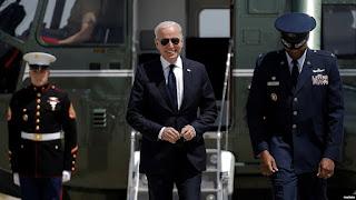 Biden: Perang Lawan Korupsi adalah Kepentingan Inti Keamanan Nasional