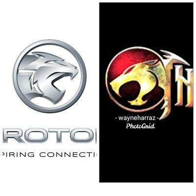 Logo baharu Proton mirip Thundercats