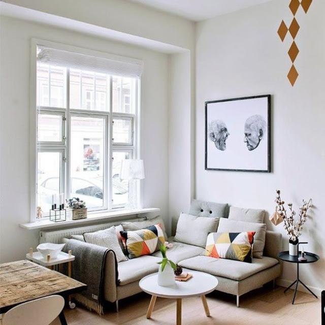Desain Ruang Tamu Minimalis Modern Elegan Terbaru