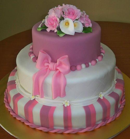 Sweet Box Contoh Gambar Wedding Cake