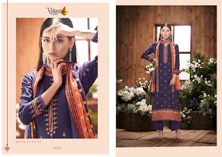 Volono Trendz Panchu vol 3 Pashmina Winter suits