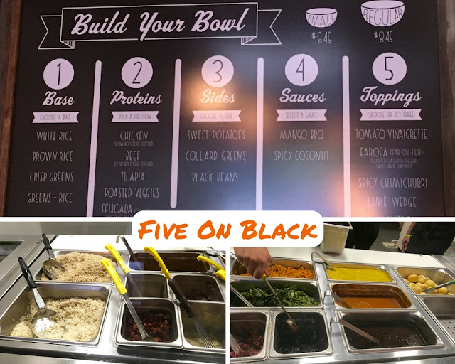 Gluten Free Restaurant Review: Eating Out Gluten Free at Five On Black