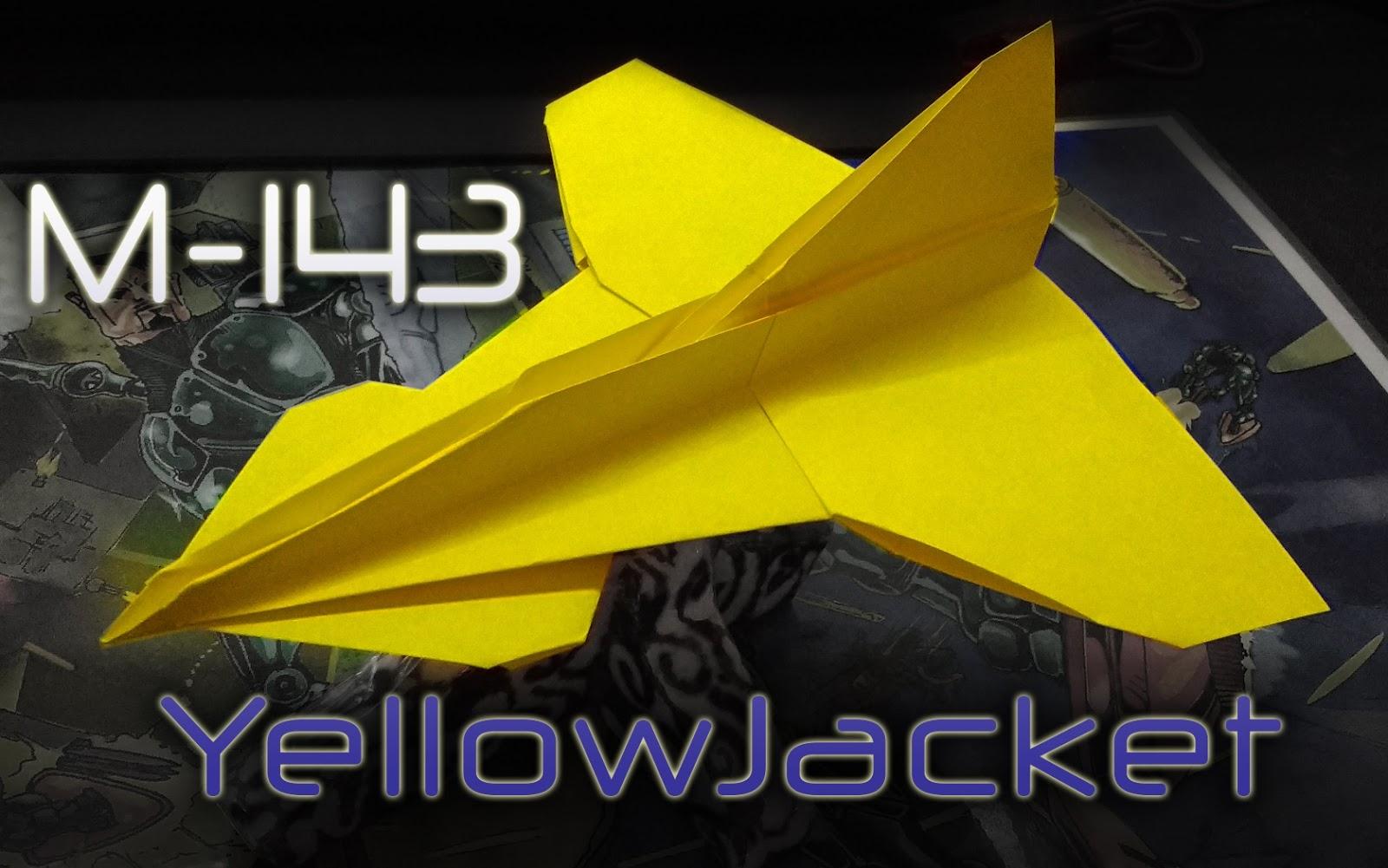 Origami Yellow Jacket/Wasp {Robert J. Lang} (Demo) - YouTube   1001x1600