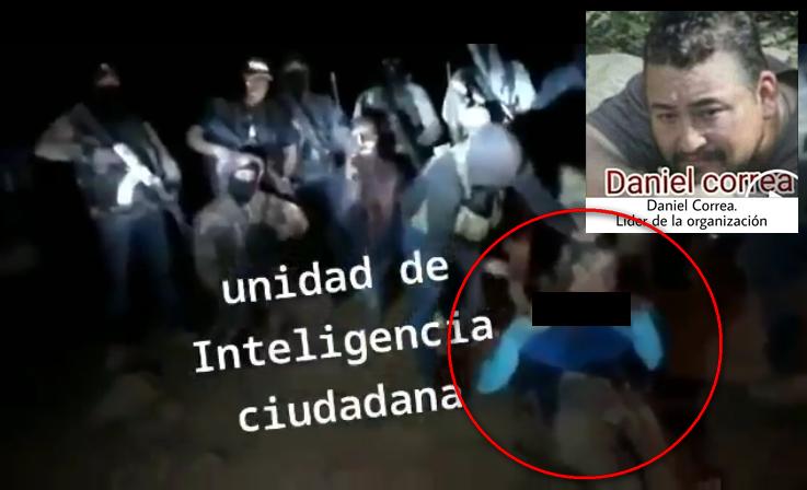 Video: El Mencho envió a un grupo de Sicarios del CJNG a Ciudad Hidalgo Michoacán por los Hermanos Correa Velázquez