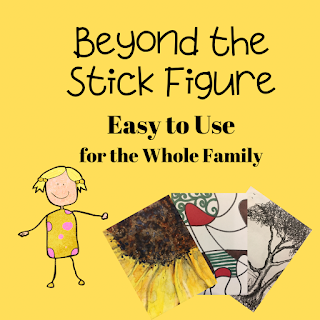 Beyond the Stick Figure Art School logo