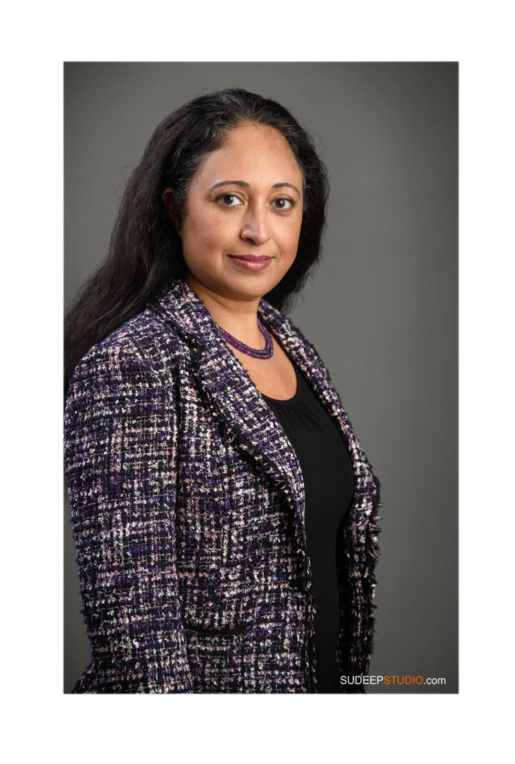 Professional Portraits for Indian Executive by SudeepStudio.com Ann Arbor Headshot Photographer