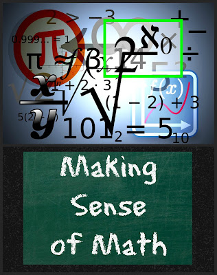 Making Sense of Math on The Homeschool Post - Homeschool Coffee Break @ kympossibleblog.blogspot.com - Read the whole article at hsbapost.com