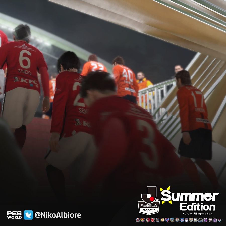 PES/ウイイレ 2017 J.LEAGUE SUMMER EDITION