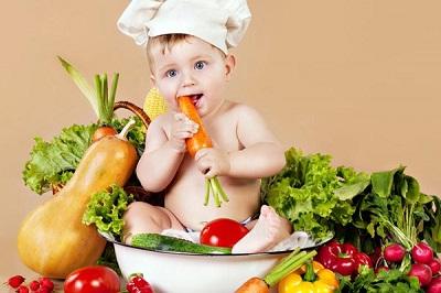 Tips Supaya Si Kecil Suka Dengan Sayur Mayur.