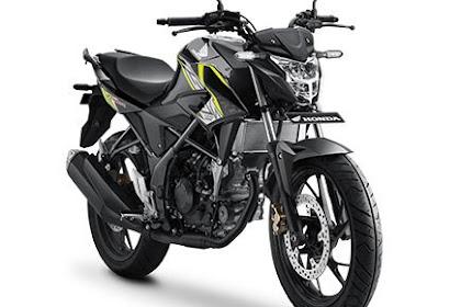 Warna Baru All New Honda CB150R Streetfire Facelift 2016