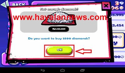 Cara gampang mendapatkan 400000 koin (coins) game zombie tsunami