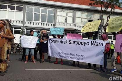 Risma Dihina Netizen, Puluhan Warga Surabaya Lapor Polisi