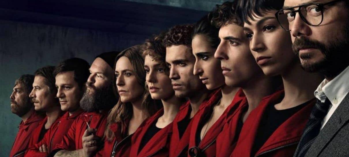 Os 10 Filmes e Séries mais assistidos na Netflix em 2019