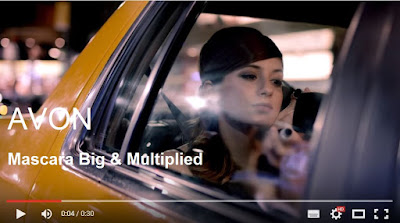 Hai gia' visto lo Spot TV con nuovo mascara Avon BIG & MULTIPLIED? Clicca per guardarlo!