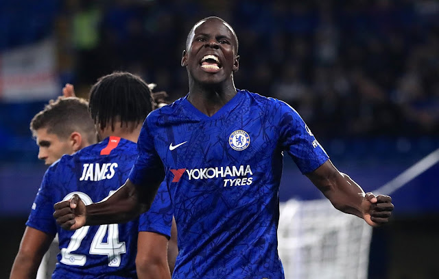 Video: Zouma's solo run during Chelsea 4-4 Valencia