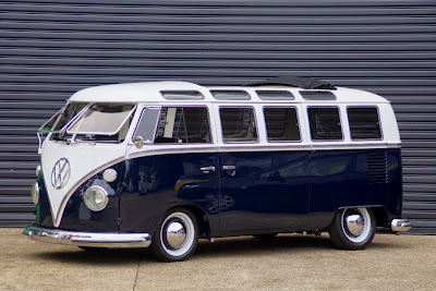 This original factory right hand drive 1966 Volkswagen De Luxe '21 Window' Samba Microbus is expected to sell in the $100,000-$130,000 range at Shannons Sydney Late Autumn Classic Auction on May 18.