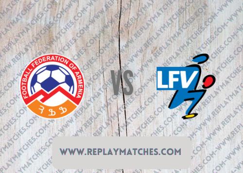 Armenia vs Liechtenstein -Highlights 08 September 2021