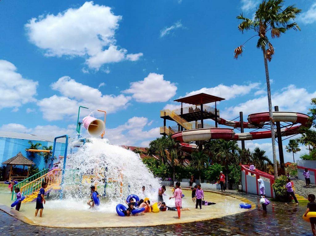 Asli Murah! Tiket Balong Waterpark Hanya 15ribu!