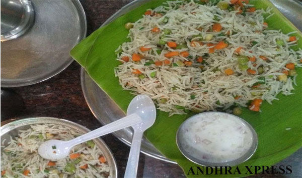 Murali Krishna Restaurant