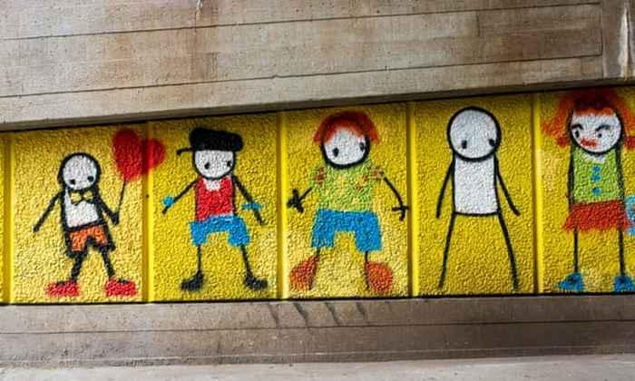 Когда уличное искусство стало искусством?