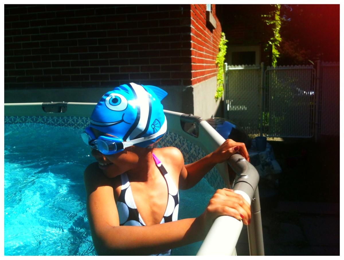 Moments de maman mon petit poisson d 39 eau froide for Poisson eau froide