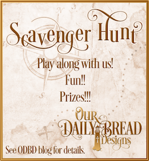 Our Daily Bread designs Scavenger Hunt
