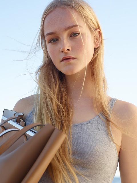 Coleção Sustentável da Zara