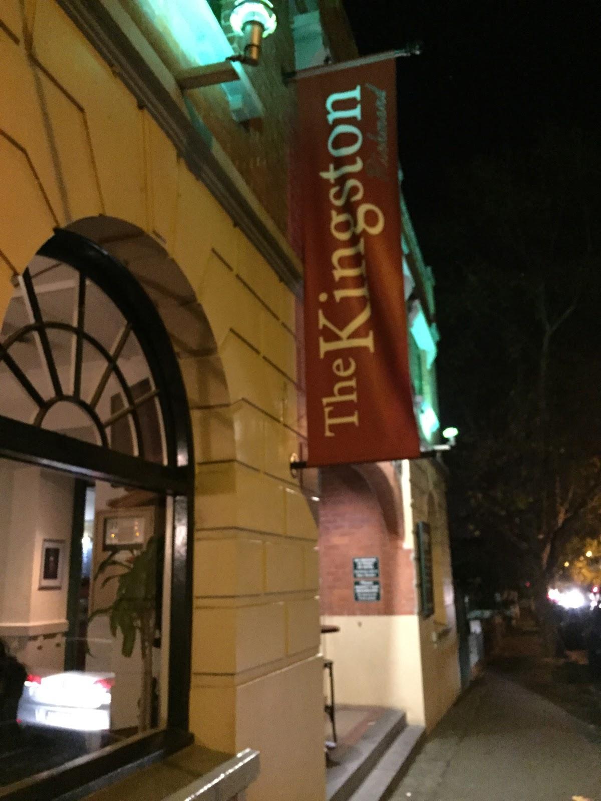 FoodsCrazy: Kingston Hotel, Richmond