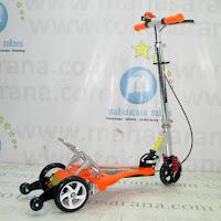 Skuter Vita XL Pedal Ganda