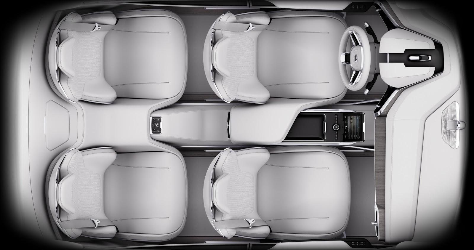 169541 Concept 26 Η Volvo θα κάνει και την αυτόνομη οδήγηση διασκεδαστική Autonomous Driving, Volvo, Volvo XC90, Αυτόνομη οδήγηση
