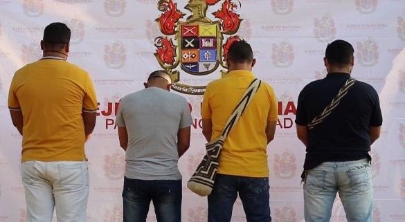 hoyennoticia.com, Desmovilizados seis miembros del ELN en el Cesar