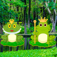 Play Games2rule King Frog Fore…