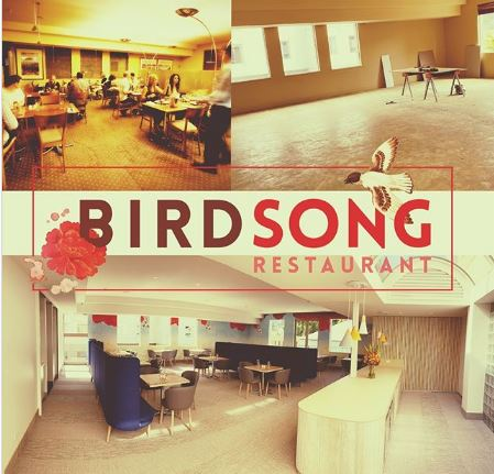 Birdsong - Warm And Cozy Restaurants in the US to visit this winter