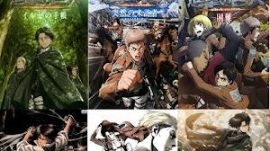 ▷ Descargar Shingeki no Kyojin Ovas ✅ [8/8] [Blu-Ray] [HD] [1080HD | 720P] [Sub Español] [MEGA]