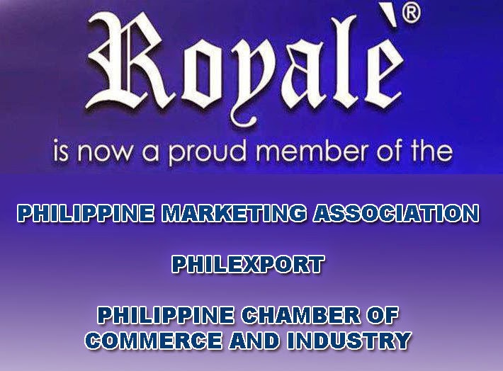 Royale is a Proud Member of...
