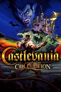$5, Xbox Digital: Castlevania Games: Symphony of the Night or Anniversary Collection